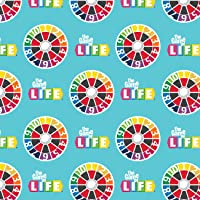 Quilting Cotton for Sewing x 2 Yards – Candy Land Treats - 100% Cotton - Soft, Decorative Material - Pre-Cut 44-45…