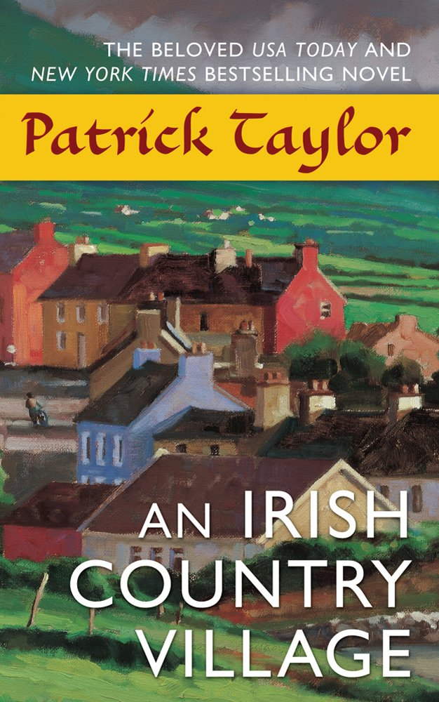 What is the Irish Country series about?