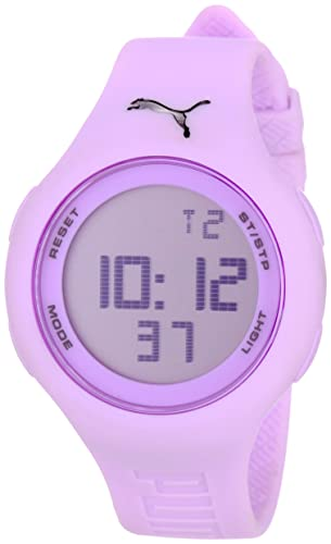 PUMA Mujer PU910801011 Loop Light Purple Digital Reloj: Puma: Amazon.es: Relojes