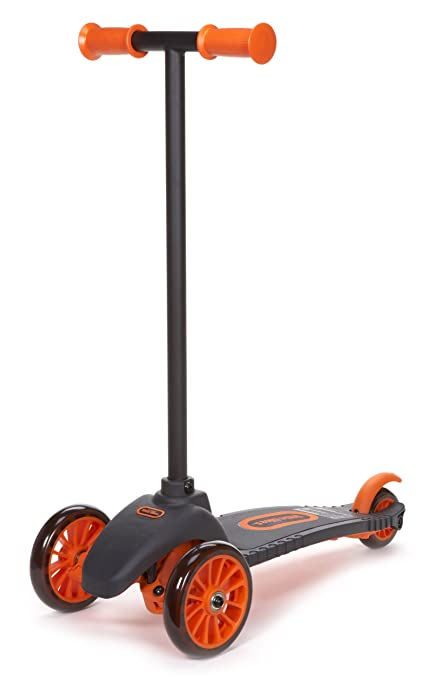 Amazon.com: Little Tikes – Lean a turn – Patinete (Naranja ...