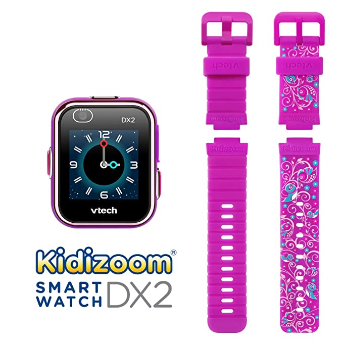 Amazon.com: VTech Reloj inteligente Kidizoom Smartwatch DX2 ...
