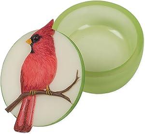 Cardinal Keepsake Box by Ibis & Orchid #13014