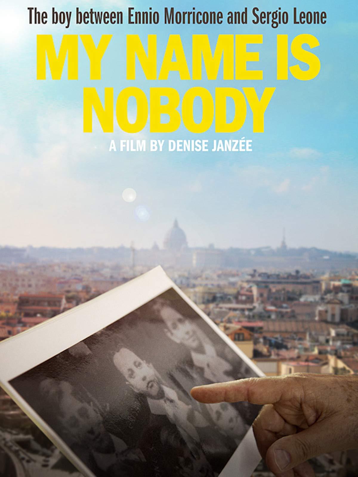 My Name is Nobody on Amazon Prime Video UK