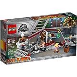 レゴ(LEGO)ジュラシック・ワールド ジュラシックパークのラプターチェイス 75932