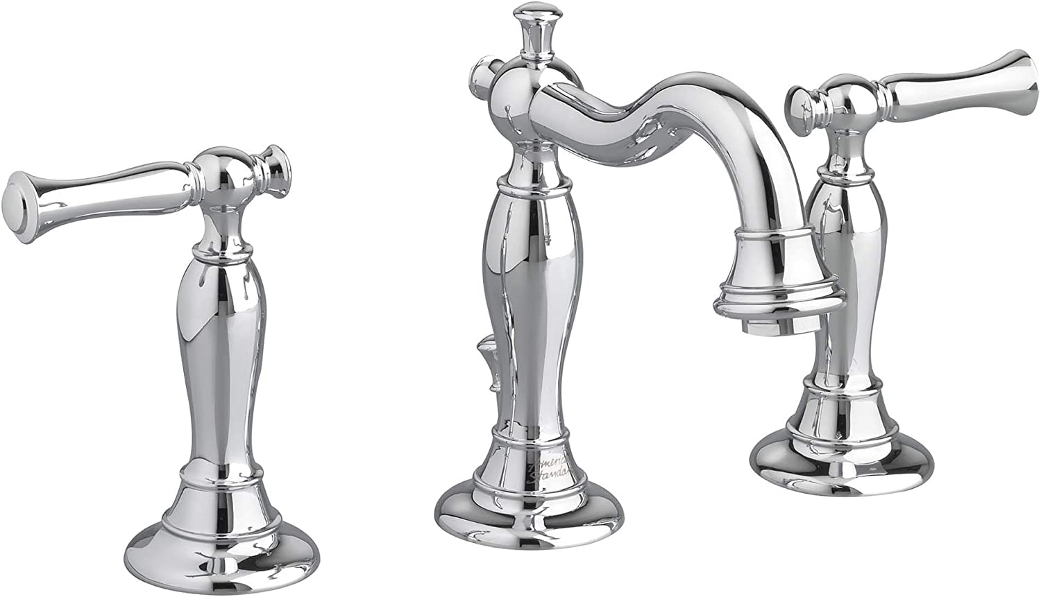 American Standard 7440.851.002 Quentin Widespread Lavatory Faucet, Polished Chrome