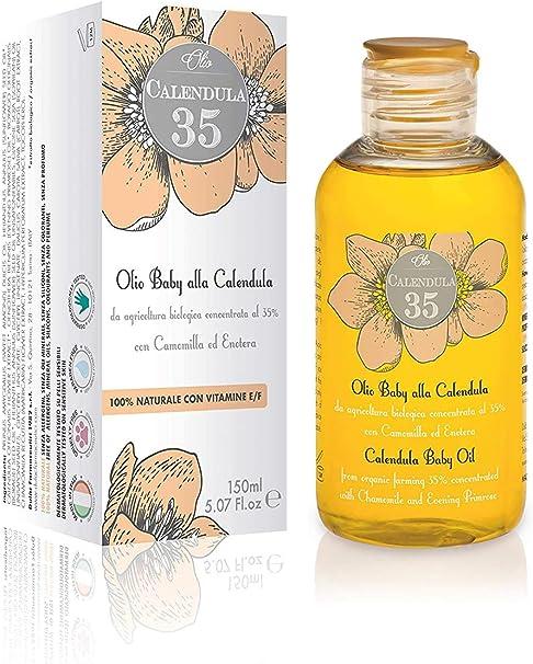 Dulàc - Aceite para el cuerpo a base de caléndula concentrada al ...