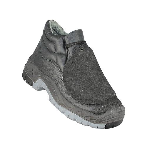 Centek FS127 Soldadura Zapatos techadores Zapatos S3 HRO SRC M Zapatos de Seguridad Zapatos de Trekking Negro, Tamaño:39 EU: Amazon.es: Zapatos y ...
