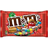 M&M'S Peanut Butter Chocolate Candy 18.4-Ounce Bag (1 Pack)