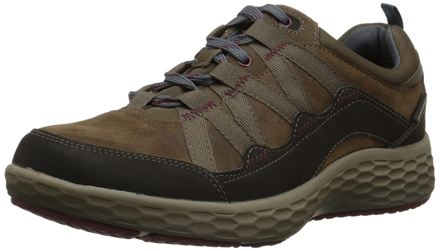 Cobb Hill Rockport Women's Freshexcel Waterproof Flat B00SK5852W 8.5 W US|Brown