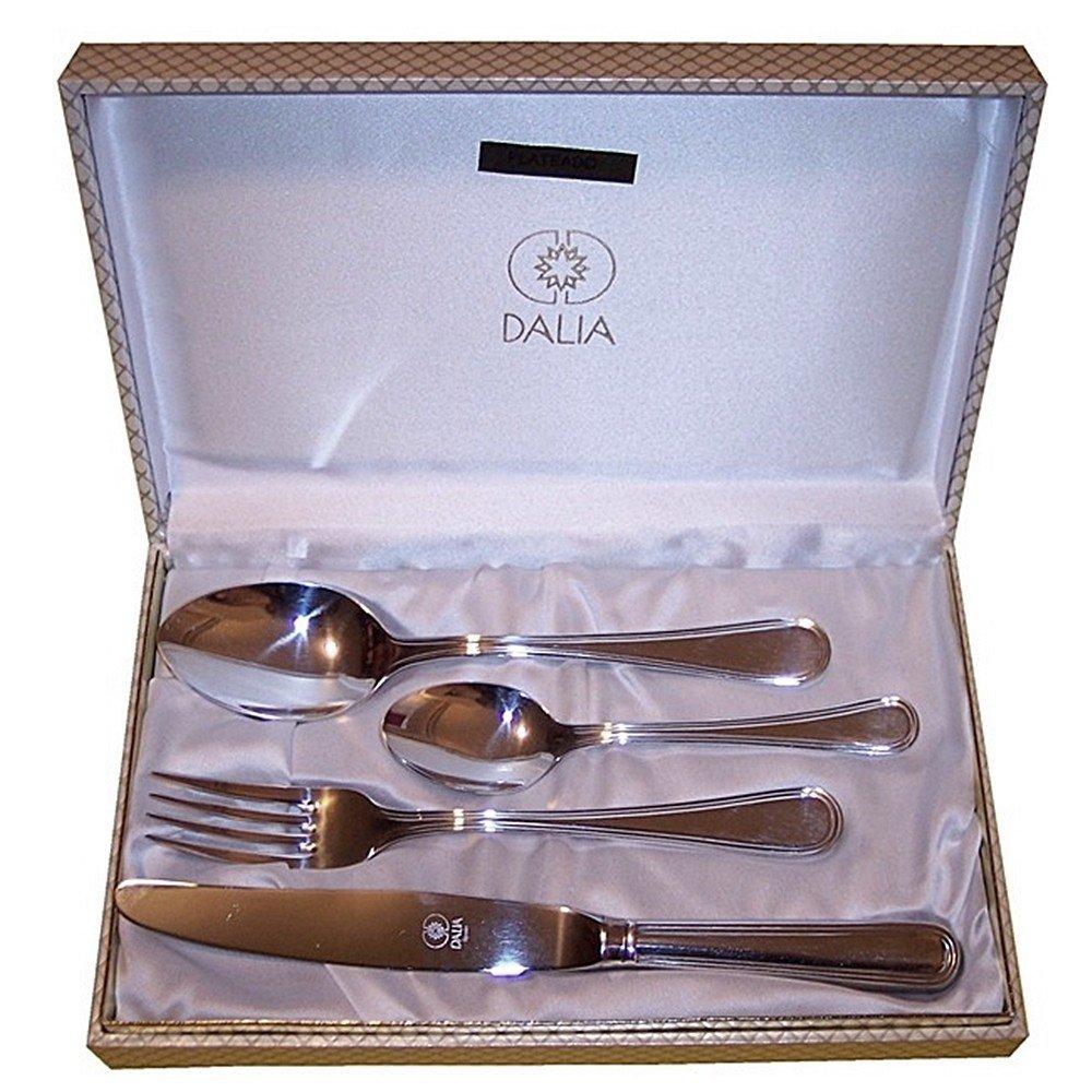 Cubierto Dalia [3890GR] - Personalizable - GRABACIÓN INCLUIDA EN EL PRECIO: Amazon.es: Joyería