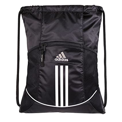 Amazon.com  adidas 5123793 Alliance Sport Sackpack f428ba3649337