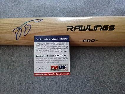quality design 40626 6d4b5 Toronto Blue Jays Bo Bichette Autographed Signed Memorabilia ...