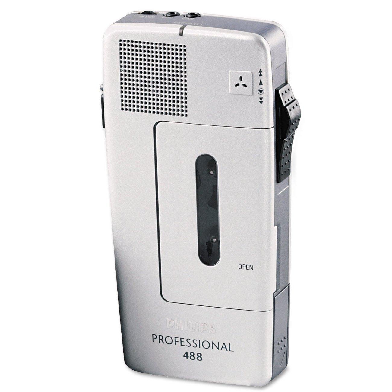 Philips Pocket Memo dittafono Bianco