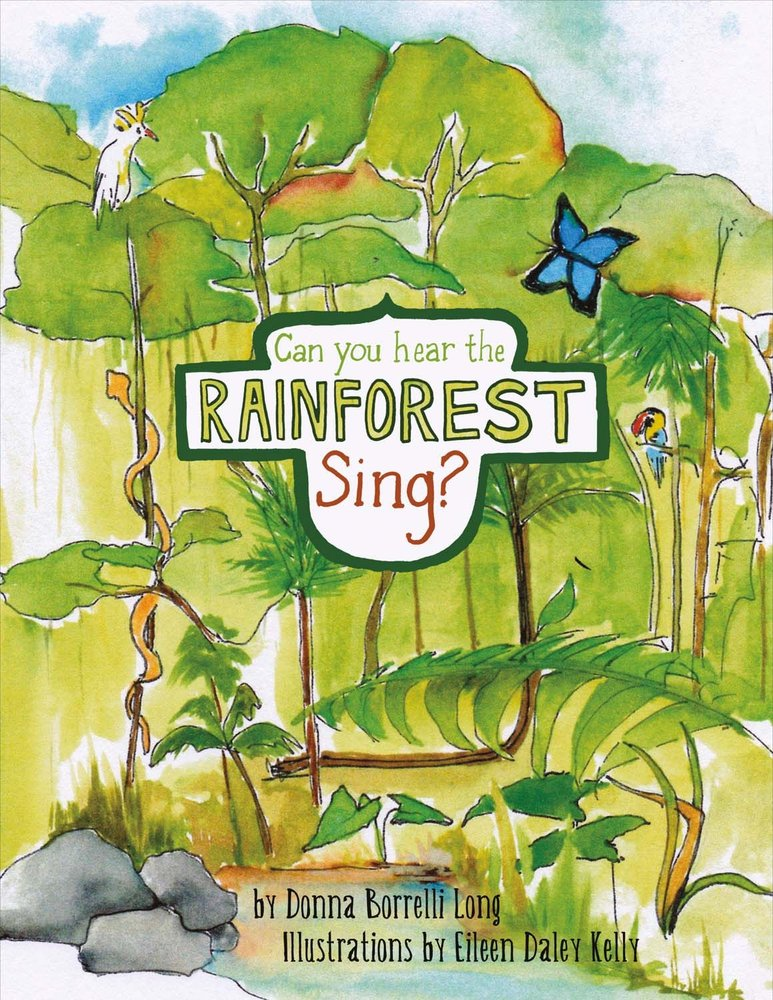 Read Online Can You Hear The Rainforest Sing? pdf