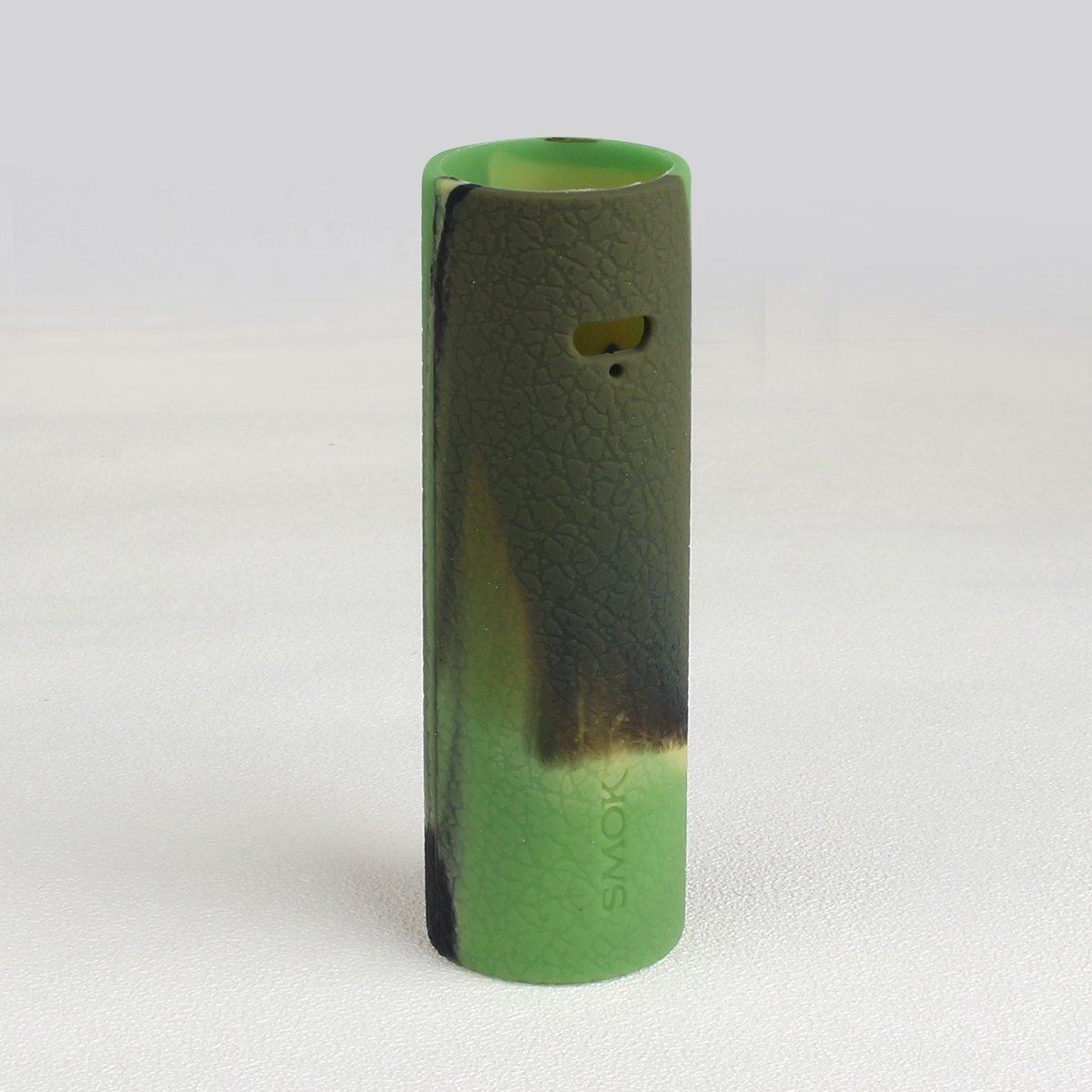 CEOKS para SMOK Stick V8 Funda de piel de silicona envoltura cubierta de gel de protección electrónica de cigarrillos: Amazon.es: Electrónica