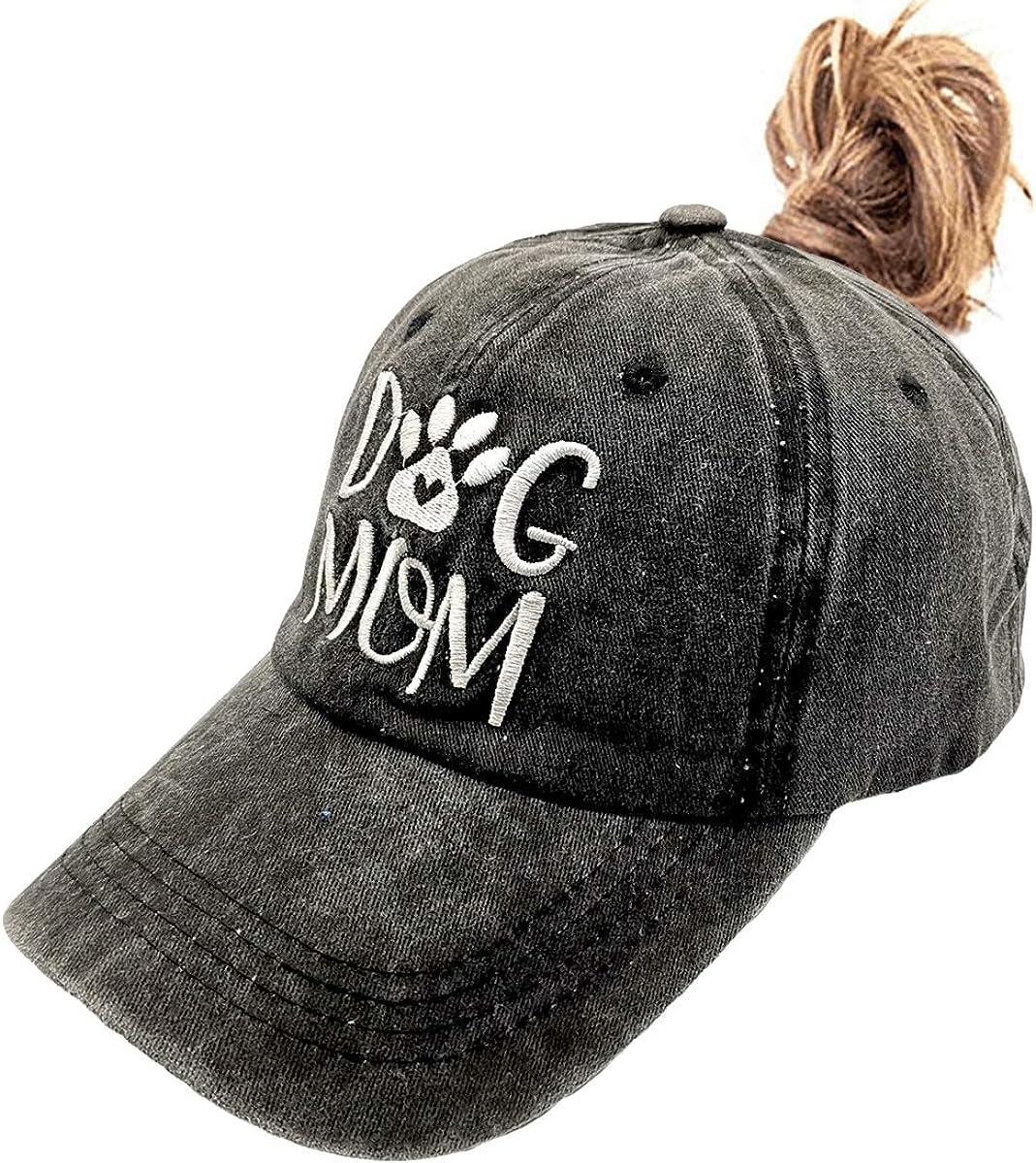 LOKIDVE Dog Mom Hat...