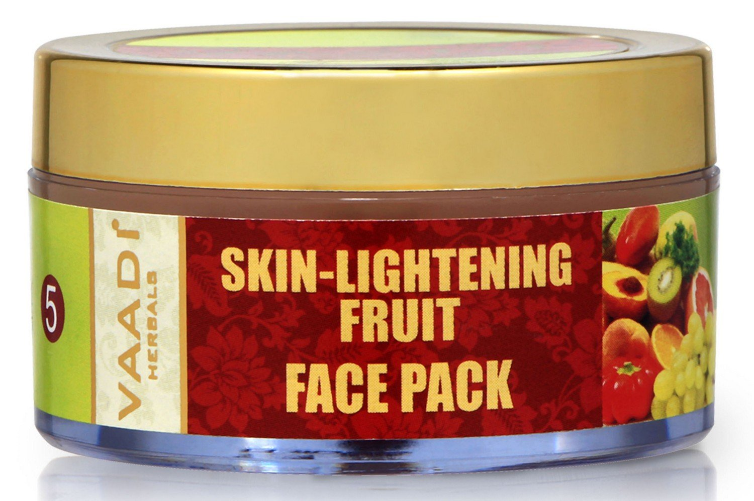 Vaadi Herbals Skin Lightening Fruit Face Pack