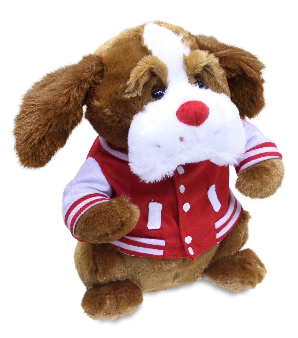 Dog Valentine Toys : Amazon animated puppy love plush dog stuffed animal