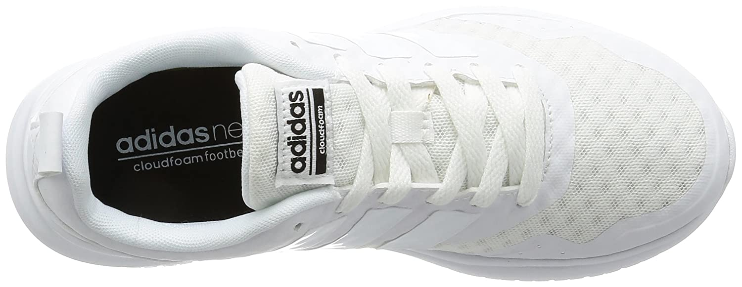 sale retailer 8323f 09366 Amazon.com  adidas - Cloudfoam Lite Flex - AW4200 - Color White - Size  5.5  Fashion Sneakers