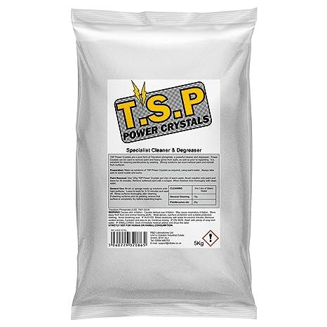 Intralabs - Limpiador de fosfato tsp (5 kg, desengrasante ...