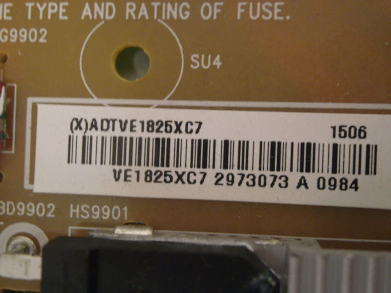 VIZIO M50-C1 715G6960-P02-001-002S X ADTVE1285XC7 POWER SUPPLY
