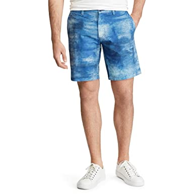 82b7c8c262 Polo Ralph Lauren Men's Chambray All Day Beach Shorts | Amazon.com