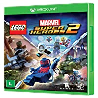 Lego Marvel Super Heroes 2 Br - 2017 - Xbox One