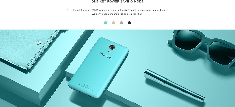 m-net power 1-Android 7.0, 5.0 pulgadas smartphone, 5000mAh batería, 720 * 1280 píxeles, 5.0Mp + 5.0Mp cámara 1 GB de RAM 8 GB de ROM de Quad Core a 1,3 GHz -Oro: Amazon.es: Electrónica