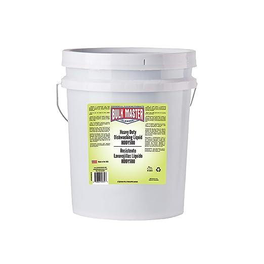 Jabón líquido concentrado en forma hddy500 5 galones: Amazon.es: Hogar