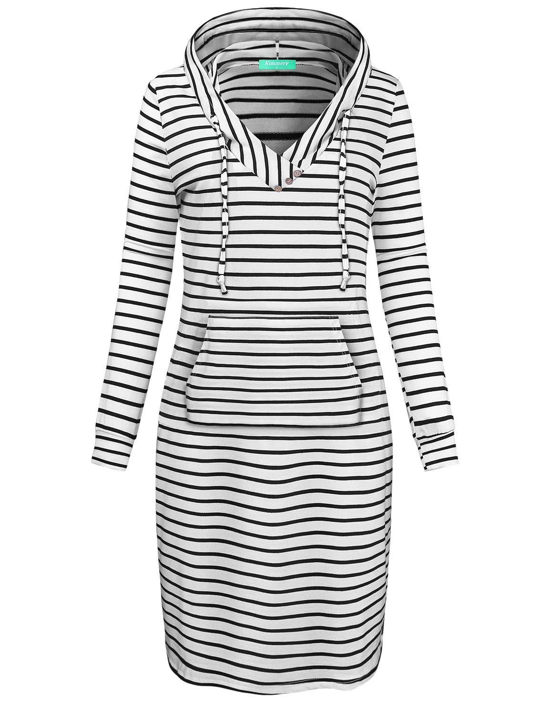 ce568721ba5 Kimmery Hoodie Dress for Women