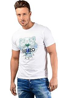 e3ed88c5c0 Kenzo Men's Tiger T-Shirt: Amazon.co.uk: Clothing