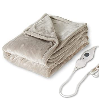 Tefici 3 Heat Settings Electric Blanket
