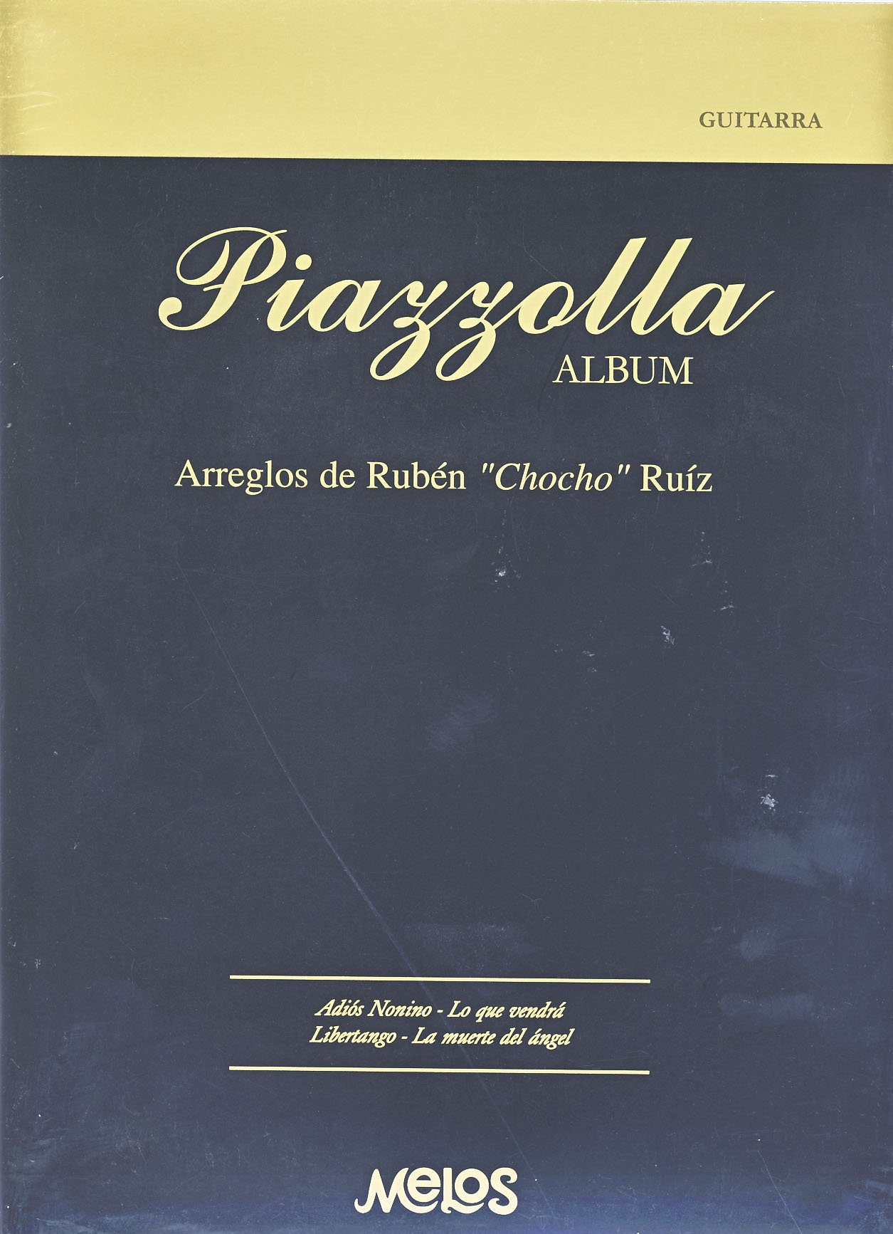 ALBUM (RUIZ): Amazon.es: Piazzolla Astor: Libros