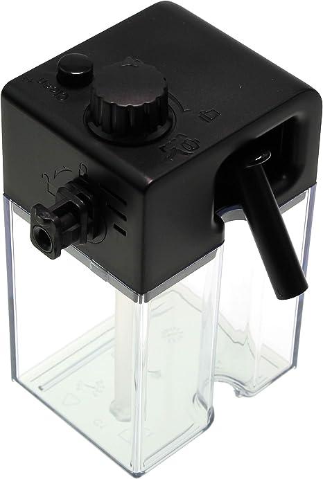 Delonghi 5313226701 lait Manifold Tube 101 mm pour le lait réservoir machine à café