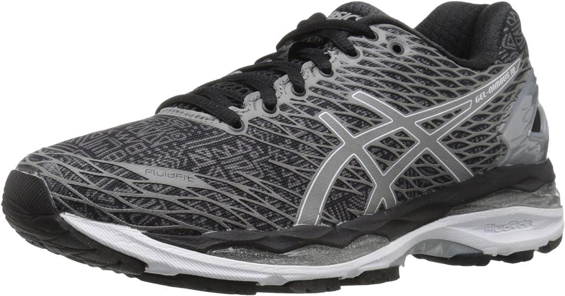 Asics Mujer Gel-Nimbus 18 Lite-Show Zapatilla de Running: Amazon.es: Zapatos y complementos