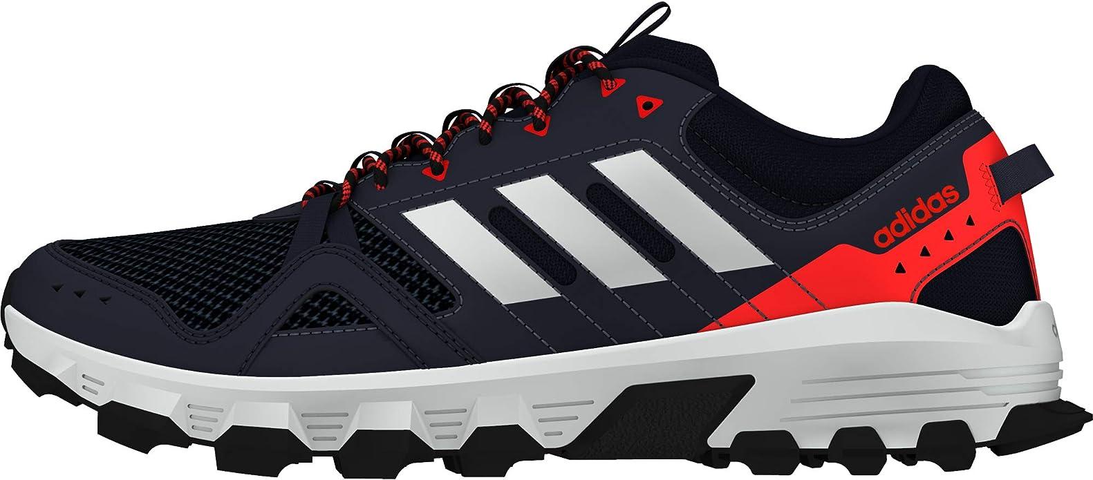 adidas Rockadia Trail, Zapatillas de Running para Hombre, Multicolor (Tinley/Ftwbla/Azutra 0), 49 1/3 EU: Amazon.es: Zapatos y complementos