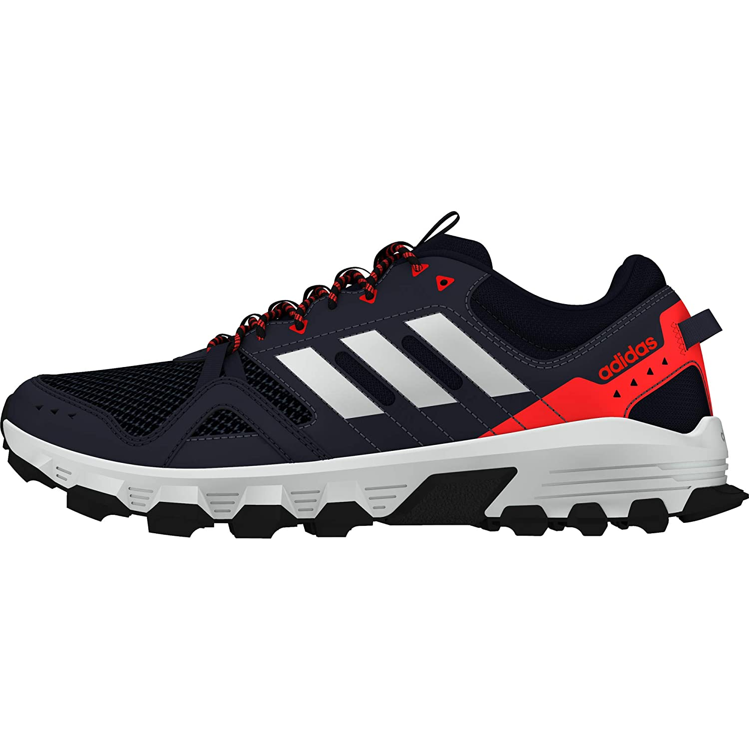 separation shoes c48f0 2e64b adidas Men Running Shoes Rockadia Trail Cloudfoam Training Traxion New