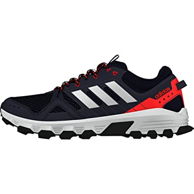 ffbb5240e549 adidas Men s Rockadia Trail Competition Running Shoes Black  Amazon.co.uk   Shoes   Bags