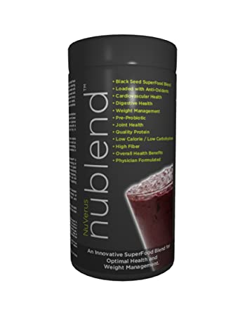Amazon.com: nuverus NuBlend: Health & Personal Care