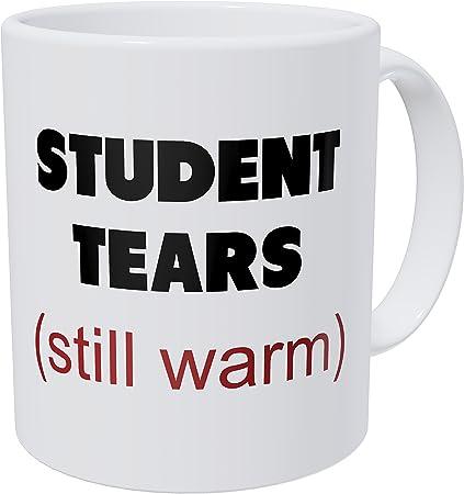 Student Tears MUG, Teacher Gifts