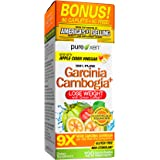 Purely Inspired 100% Pure Garcinia Cambogia Extract with HCA, Extra Strength, Weight Loss, 120 count Veggie Tablets (packagin