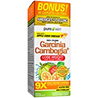 Purely Inspired 100% Pure Garcinia Cambogia Extract with HCA, Extra Strength, Weight...