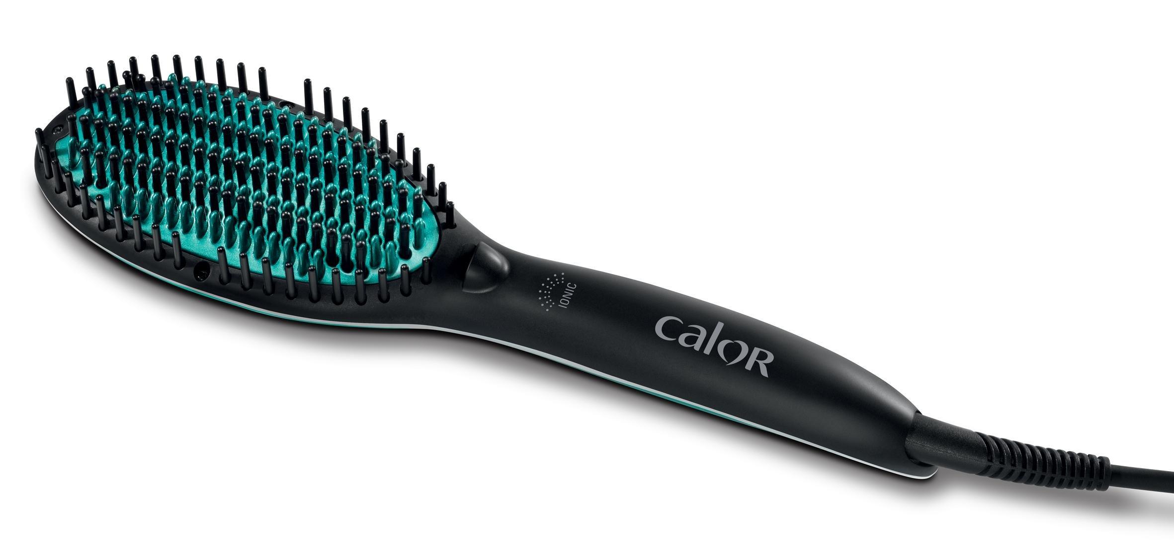 Calor CF5820C0 Brosse Lissante Coiffante Power Straight Spéciale Cheveux Frisés et Crépus Thermo Control product image