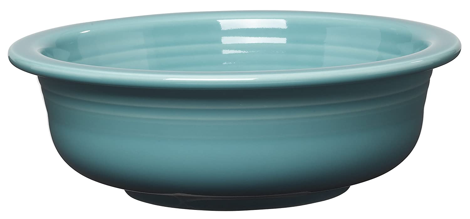 Well-liked Amazon.com   Fiesta 1-Quart Large Bowl, Turquoise: Open Vegetable  CQ44