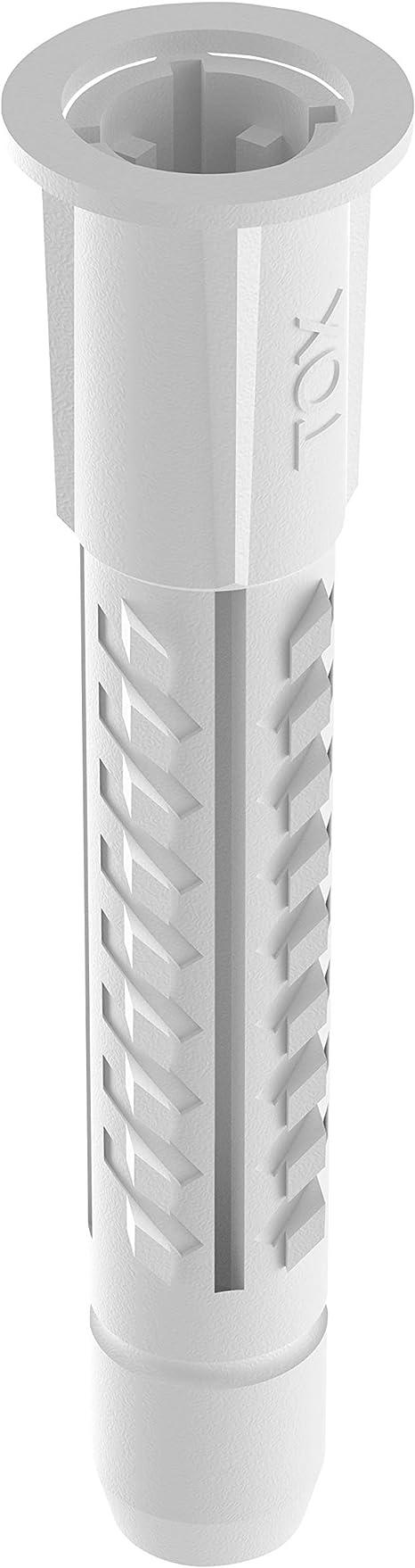 016260101 25 piezas TOX Taco universal Deco 12 x 76 mm en envase circular