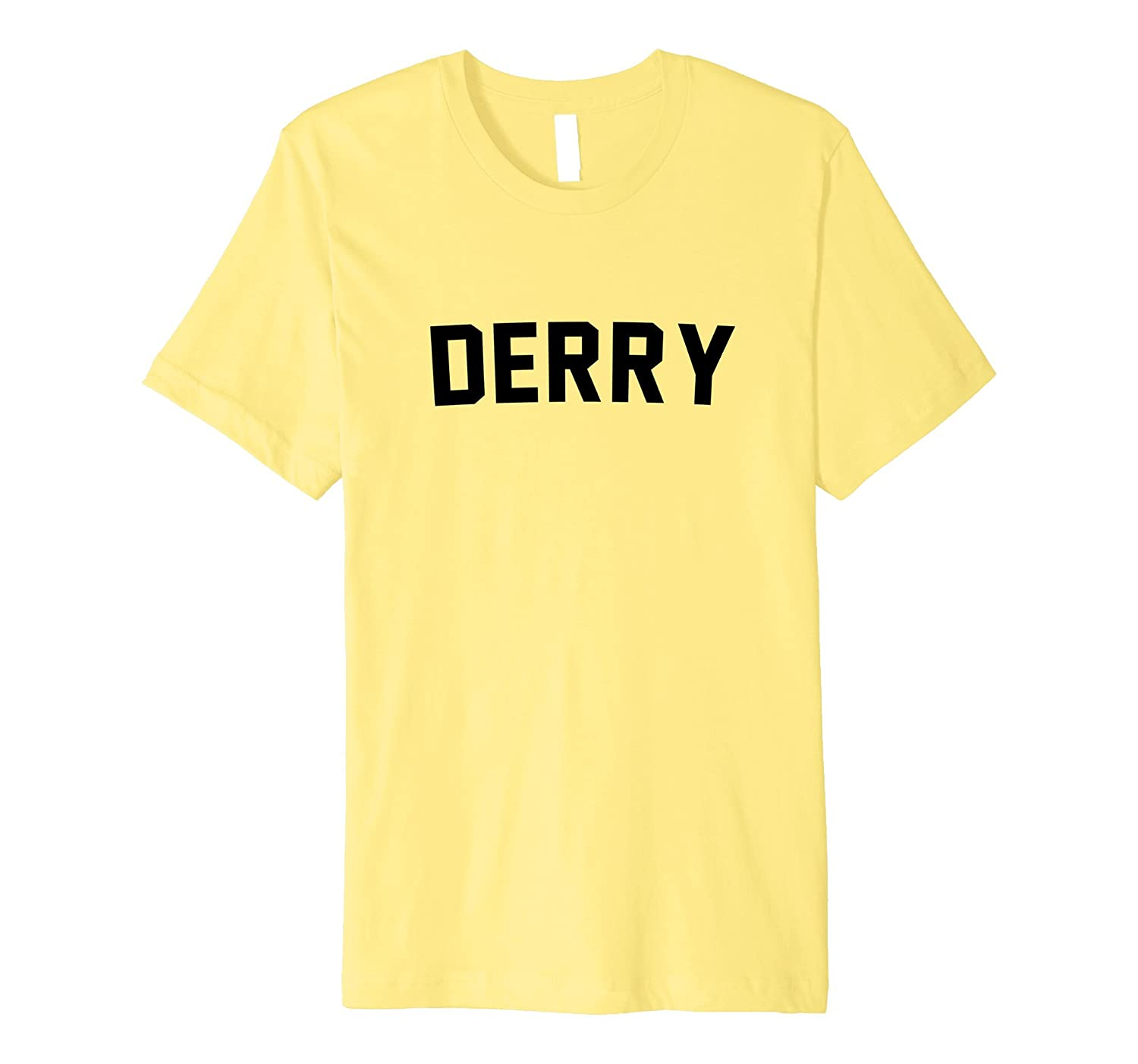 Derry Maine Premium Shirt for Horror Movies-FL