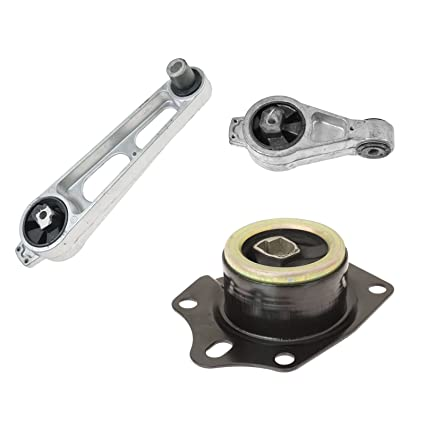 amazon com engine mount kit set of 3 for dodge neon chrysler pt