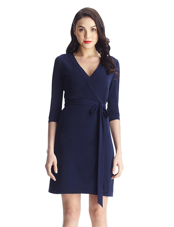 Amazon.com: Grapent Women&39s Lace 3/4 Sleeves Midi Business ...
