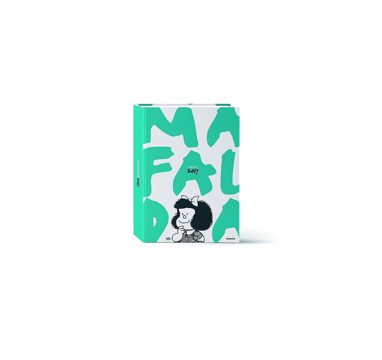 Ediciones Granica Mafalda - Agenda página por día 2017