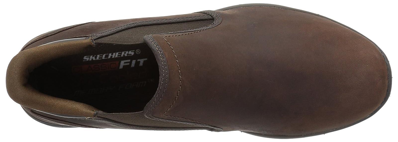 Skechers Men's Garton Keven Ankle Bootie 8 M US - 8